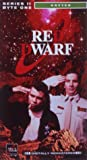 RED DWARF, Series II, Byte One ~ 1988 Remastered Programs (Kryten / Better Than Life / Thanks For The Memory) [VHS]