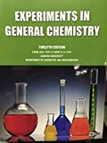Experiments in General Chemistry 12 Aurburn University, General Chemistry Lab Manager Stephen Swann, 0898924030
