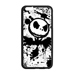HipsterOne Jack Skellington Nightmare Before Christmas Case for iPhone 6 Plus (5.5 inch; Laser Technology)