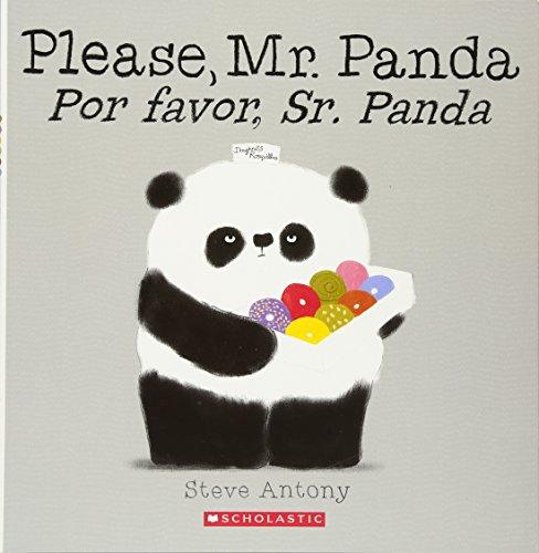 Please, Mr. Panda / Por favor, Sr. Panda (Spanish Edition) (Mr Panda)