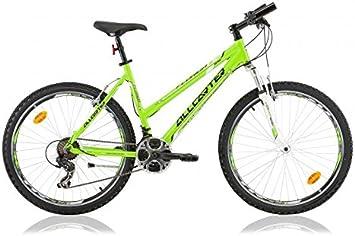 26 pulgadas aluminio MTB niños mujer bicicleta mountain bike ...