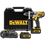Factory-Reconditioned Dewalt DCD985L2R 20V MAX Cordless Lithium-Ion 1/2 in. Premium 3-Speed Hammer Drill Kit with 3.0 Ah Batteries