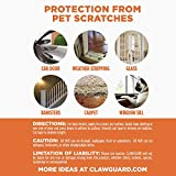 CLAWGUARD Protection Tape - Durable Single-Sided