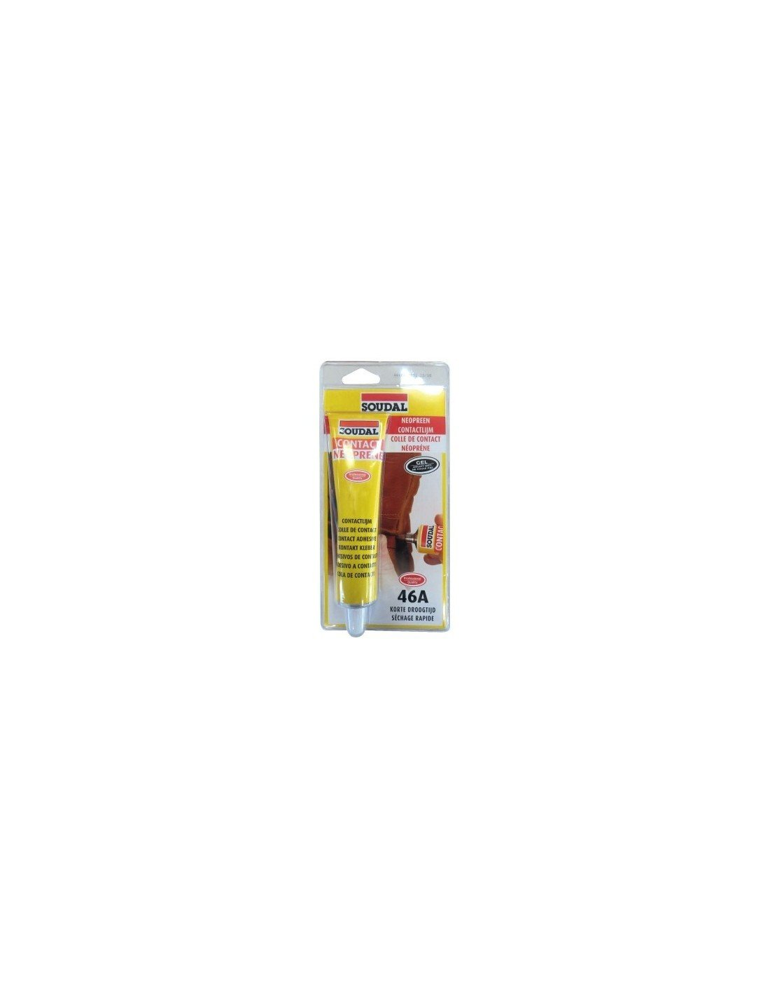 COLLE CONTACT NEOPRENE GEL TUBE Sélection Brico-travo