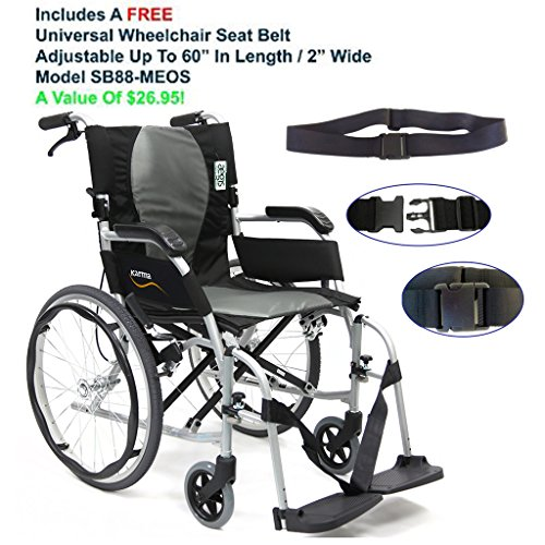Wheelchair Fixed Armrests - 7