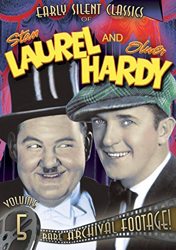 Laurel & Hardy - Early Silent Classics, Volume 5 - Garden Laurel