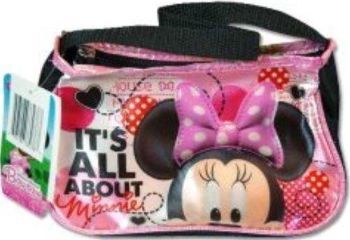 Todos los productos obtienen hasta un 34% de descuento. Disney Disney Disney Minnie Bow Handbag by Disney  protección post-venta