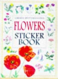 Flowers Sticker Book, , 0746029977