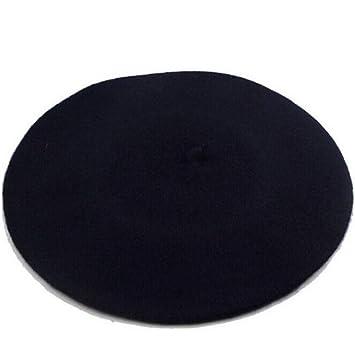 Apparel Accessories Women's Accessories Professional Sale Lady Spring Winter Hat Painter Style Hat Women Wool Vintage Solid Color Caps Female Bonnet Warm Walking Cap