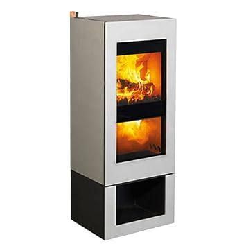 Amazon nextstep freestanding wood burning stove heater space nextstep freestanding wood burning stove heater space fireplace heater with realistic flame effect by glass planetlyrics Choice Image