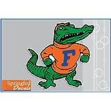 "Florida Gators ALBERT MASCOT 12"" Vinyl Decal Car Truck Window Sticker UF"
