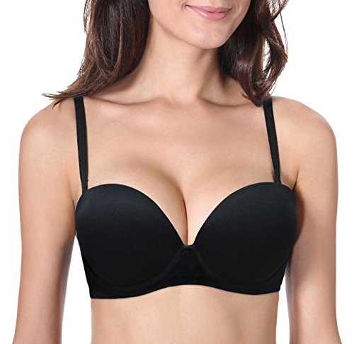 Buy strapless pushup bra