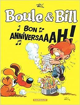 Boule Bill Compil Tome 0 Boule Bill Bon Anniversaire French Edition Roba Jean Roba Jean Roba Jean 9782505078289 Amazon Com Books