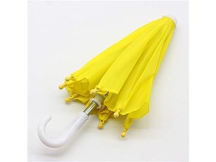 Muñeca de 18 pulgadas Muñeca Mini Paraguas de Juguete, Accesorios para Paraguas de 18 Pulgadas