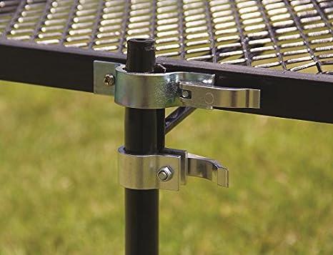Amazon.com: Texsport parrilla giratoria para asador ...