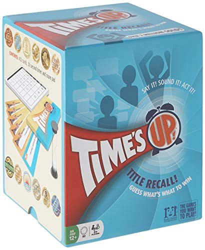 Time's Up - Title Recall]()