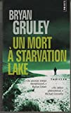 img - for Un mort   Starvation Lake book / textbook / text book