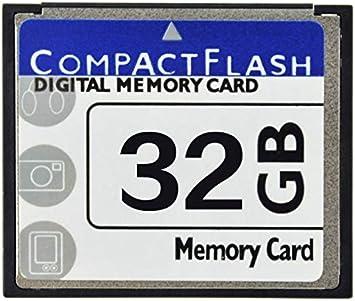 بطاقة ذاكرة للكاميرات الرقمية 32 جيجا بايت بطاقة ذاكرة فلاش مدمجة CF بطاقة ذاكرة (1 قطعة)