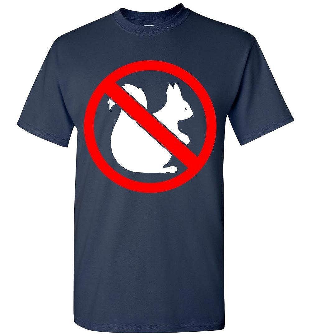 No Squirrel T Shirt