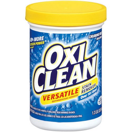 OxiClean Versatile Stain Remover 1.3lb, 28 Loads by OxiClean