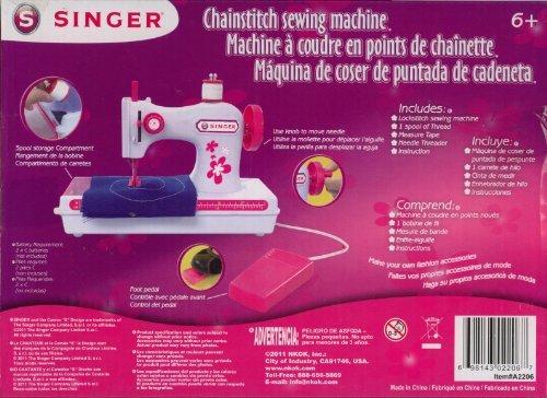 (Singer Chainstitch Sewing Machine)