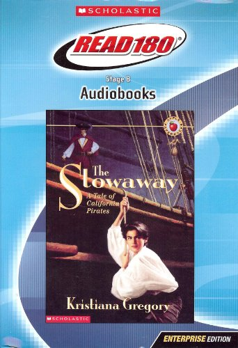 Read 180 Audiobook - The Stowaway - Stage B Enterprise Edition (CDs)