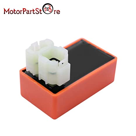 Back To Search Resultsautomobiles & Motorcycles Atv Parts & Accessories 6 Pin Two Squre Plug Ac Cdi Ignition Box Cg 125cc 150cc 200cc 250cc Pit Dirt Bike Atv Quad Parts