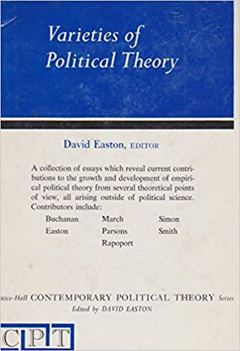 what is politics according to david easton