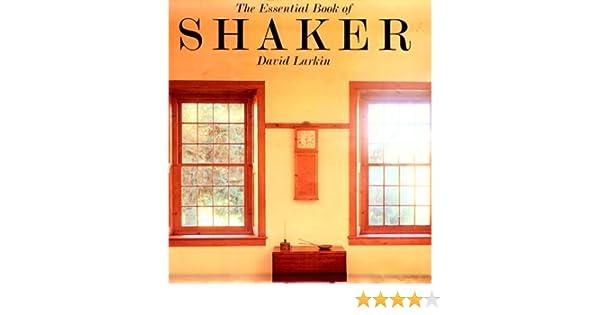 Essential Book of Shaker