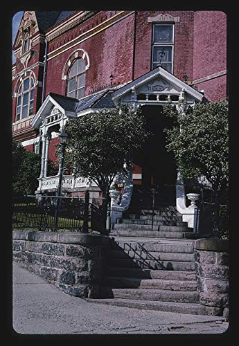 HistoricalFindings Photo: Copper King Mansion Bed,Breakfast,Angle,Granite & Davis,Butte,Montana