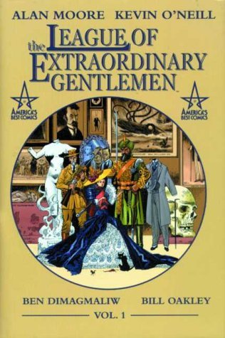 The League of Extraordinary Gentleman