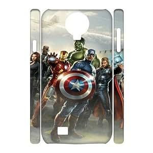 The Avengers FG0071870 3D Art Print Design Phone Back Case Customized Hard Shell Protection SamSung Galaxy S4 I9500 WANGJING JINDA