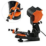 YaeTact Electric Chainsaw Chain Saw Sharpener Grinder Wall Mount Tool,4800RPM 110V 60HZ