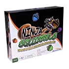 Ninja Squirrels Family Board Game – Fun Toy for All Ages, Kids and Adults 7 Years and Up