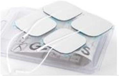 Globus elettrodi myotrode platinum 50X50 4pz