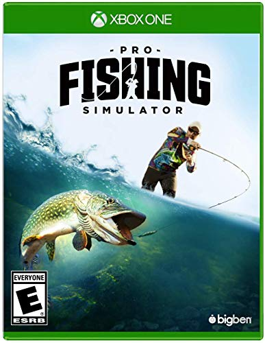 Pro Fishing Simulator (XB1) - Xbox One (Best Hunting Games Xbox One)