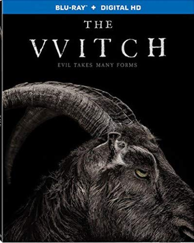 The Witch [Blu-ray + Digital - Witch Crafted