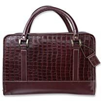 Reptile Burgundy XL Book and Bible Cover