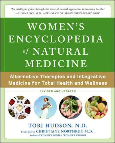 Womens Encyclopedia Natural Medicine Alternative product image