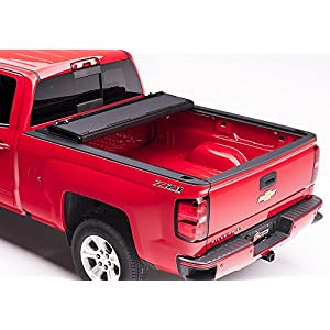 BAK Industries BAKFlip MX4 Hard Folding Truck Bed Cover 448120 2014-18 GM Silverado, Sierra 5' 8""
