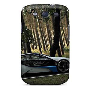 [DVX7502vMNn]premium Phone Cases For Galaxy S3/ Bmw Vision Test Drive Tpu Cases Covers
