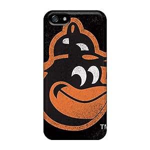For APTNXro4440 Baltimore Orioles Protective Case Cover Skin/iphone 5/5s Case Cover