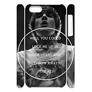 Iphone 5C 3D Personalized Phone Back Case with Bring Me The Horizon Image