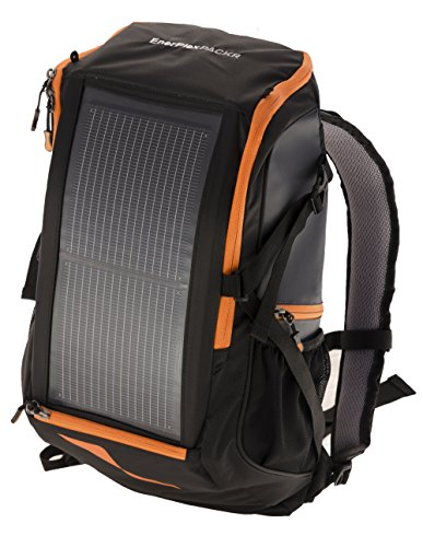 Backpack With Solar Charger - 4