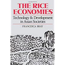 The Rice Economies: Technology and Development in Asian Societies