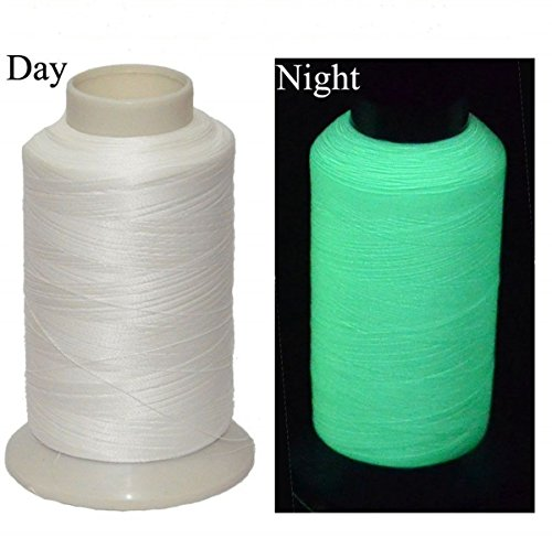 Bettli 3300Yards Glow In The Dark Embroidery Thread -