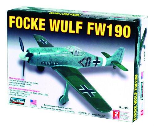 Lindberg 1:72 Scale Focke Wulf FW-190 ()
