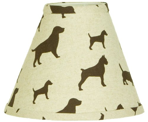 Cotton Tale Designs Houndstooth Lamp Shade