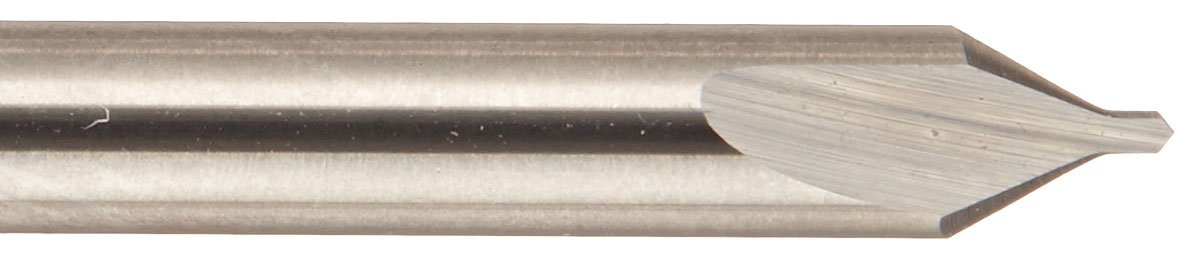 Drill America 2 Solid Carbide Combined Drill Bit and Countersink DMO Series