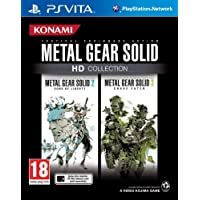 Metal Gear Solid HD Collection (PlayStation Vita) [Importación inglesa]